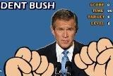 Игра Punch the president bush