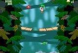 Игра Jungle bounce