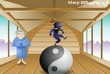 Игра Ninja balance