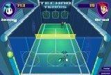 Игра Techno tennis