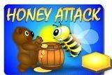 Игра HONEY ATTACK