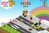 Игра Crazy crossings