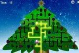 Игра Light up the Christmas Tree
