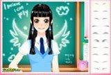Игра Classroom Make Up