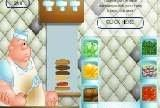 Игра Great Burger Builder