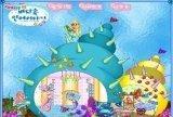 Игра Mermaid Decor