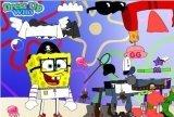 Игра Spongebob Dress Up Who