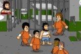 Игра Hobo Prison Brawl
