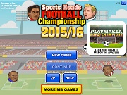 Sports Heads Football Championship 15-16