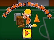 Игра Freekick Training