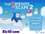 Играть The Friends Escape 2
