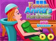Frozen Annas Hairdresser