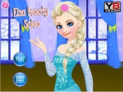 Frozen Elsa Beauty Salon
