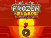 Игра Frozen Islands New Horizons