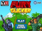Игра Fury Clicker