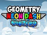 Игра Geometry Neon Dash 3