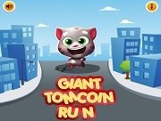 Giant TomCoin Run