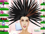 Играть Glam hair salon