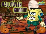 Играть Spongebob Halloween Horror 2