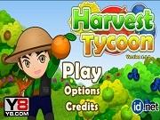 Игра Harvest Tycoon
