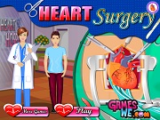 Играть Heart Surgery Simulation