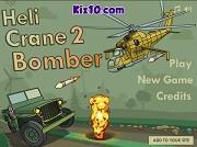 Играть HeliCrane 2: Bomber