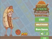 Игра Super Sports Surgery: Basketball