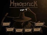 Играть Heroestick War 4