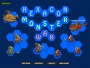 Игра Hexagon Monster War
