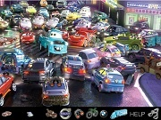 Игра Hidden Cars