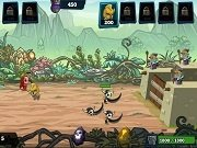 Игра Monster Hordes