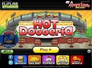 Играть Papas Hot Doggeria