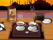 How to cook turkish coffee