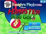 Hamster Mini Golf