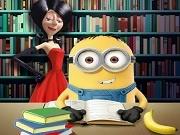 Minions lecture hall slack