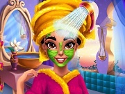 Игра Jasmine real makeover