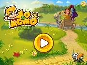 Игра Jo and Momo: Forest Rush