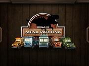 Игра Mega Jurassic Parking