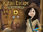 Игра Katjas Escape The Pharaohs Tomb