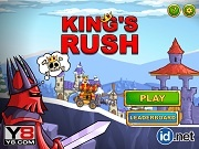 Играть King is Rush