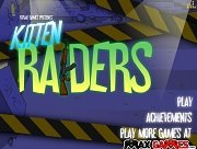Игра Kitten Raiders