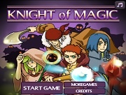 Игра Knight of Magic