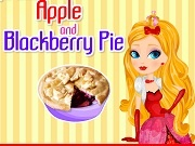 Blackberry Pie from Apple White