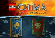 Игра LEGO Chima Tribe Fighters