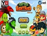 Играть Little Sentries