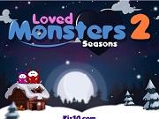 Игра Loved Monsters 2