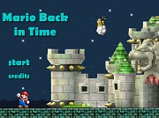 Игра Super Mario back in time