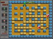 Играть Mario Bomb It
