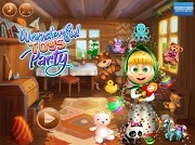 Играть Wonderful toys party