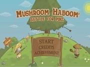 Играть Mushroom Haboom: Battle for Pine